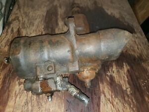 1968 Plymouth Gtx Steering Box Gear Charger Coronet 500 70 Pitman Arm 69 B Body