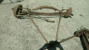 28 31 Model A Ford Front End Assembly