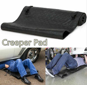 Under Car Creeper Mat Auto Repair Rolling Pad Automotive Zero Ground Clearance