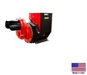 Generator Pto Powered Brushless 120 240v 3 Ph 1000 Rpm 78 000 Watt