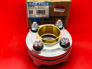 Watts Lf3100m3 Flanged Dielectric Flanged Fitting 2 1 2