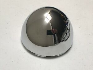 Ultra Weld Custom Wheel Center Cap Chrome Bullet 614 3625 3 3 4