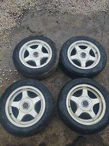 1994 1996 Chevy Impala Ss Wheels And Tire Set 17 Inch Good Shape