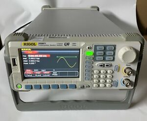 Rigol Dg5071 Arbitrary Waveform And Function Generator 1 Channel 70 Mhz