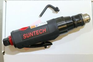 Suntech Straight 3 8 Composite Pneumatic Air Drill 2 500 Rpm Low Noise