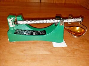 RCBS 5-0-5 Precision Reloading Powder Scale wInstructions - Pre-Owned $42.00