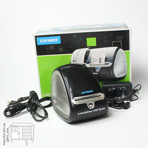 Dymo 450 Turbo Thermal Label Printer Inkless Printer