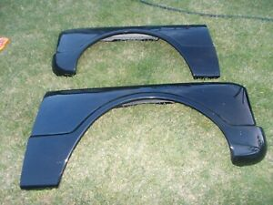 69 72 Gmc Truck Right Left Front Fenders Refurbished