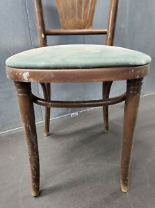 Lot Of 74 Structurally Sound Gar Products Vintage Restaurant event Wood Chairs