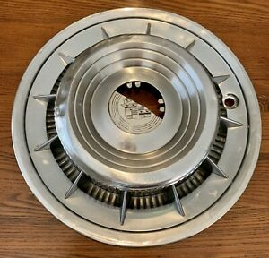 1959 1960 Cadillac Eldorado And Fleetwood Hubcap 59 60