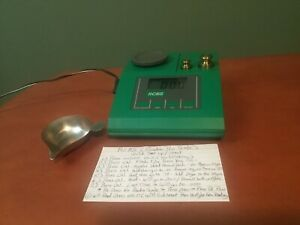 RCBS POWDER PRO DIGITAL SCALE FOR RELOADING VERY NICE CONDITION ** LK ** $43.51