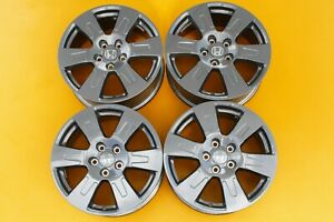 Honda Ridgeline 2020 Grey 18 Oem Set Of 4 Wheels Rims 64105 96