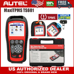 2020 Version Autel Ts601 Tpms Reset Tire Pressure Monitor System Diagnostic Tool
