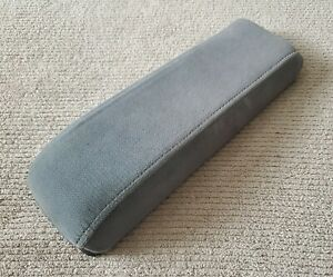 1990 1994 Lincoln Town Car Center Console Cloth Lid Armrest Oem Gray