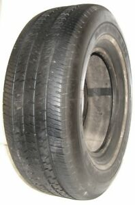 Used Michelin Tire P255 70r15 Michelin Radial Xh4 White Wall 108s 2557015