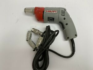 Hilti Dt 1 Drywall Screw Gun 115v 2500 Rpm Tested Works