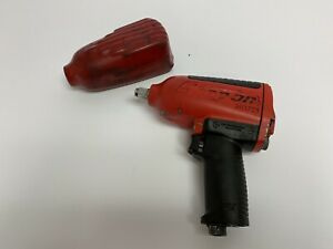 Snap On Tools 1 2 Drive Heavy Duty Air Impact Wrench Mg725 Usa