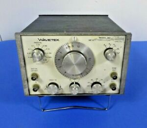 Wavetek Model 142 Hg Vcg Frequency Generator Free Shipping