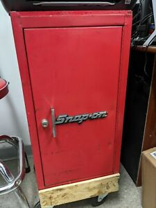 Snap On 8 Drawer Side Cabinet With Key