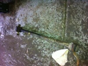 76 85 Toyota Celica Lower Control Arm Rear Trailing Arm Gt Solid Live Axle