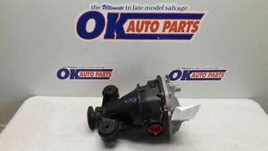 06 15 Lexus Is250 Rear Carrier Differential Assembly Convertible 3 909