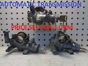 Geo Metro Ignition Lock And Cylinder Key Only 89 To 94 Except Convertible Automa
