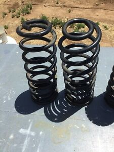 1994 1998 Mustang Svt Cobra 4 6 Coupe Set Coil Springs Oem