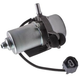 Electric Vacuum Pump Power Brake Booster Auxiliary Pump Assembly For Buick 12v