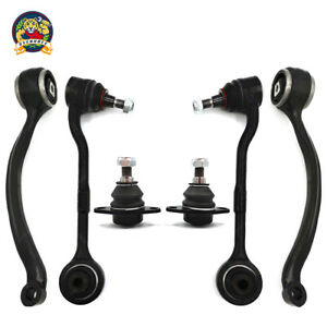 Front Lower Control Arm Ball Joint Suspension Kit Set 6pc For Bmw E90 Xi Awd New