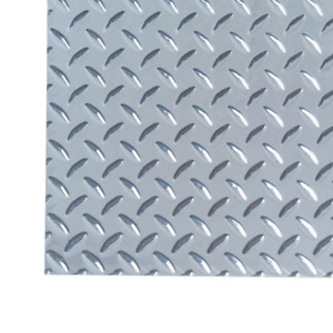 Sheet Metal Diamond Tread Aluminum 3 Ft X 3 Ft Heavy Weight Protection Traction