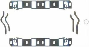 Fel pro 1262 Small Block Ford Intake Manifold Gaskets Printoseal 060 Thick
