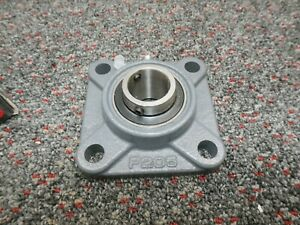 Spinco Brand Excellent Quality Ucf205 16 1 4 Bolt Flange Mounted Unit Bearing