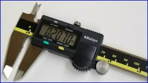 Mitutoyo Absolute Digimatic 6 Caliper Cd 6 asx