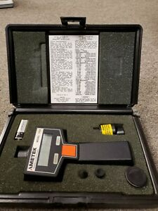 Ametek 1726 Touchless And Contact Digital Tachometer