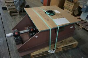 United Conveyor Corp Excen crusher Grinder Model No 2102 45z8 Size 27 X 20