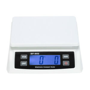 Lcd Digital Postal Precise Scale Electronic Package Shipping Postage Mail 66 Lbs