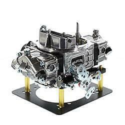 Quick Fuel Br 67213 Brawler Street Series Carburetor 750 Cfm 4 Barrel