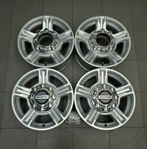 10096 Ford F250 F350 Srw 17 Alloy Factory Oem Wheels Set 2015 2020 Hc3c1007ra