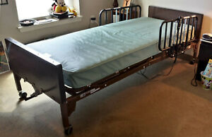 Drive Full Electric Hospital Bed W mattress Local Pickup Only