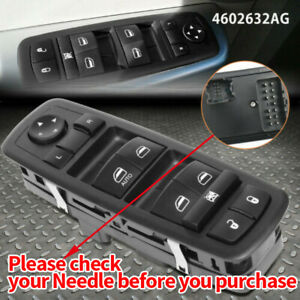 For 07 12 Nitro Journey Liberty Driver Side Master Power Window Control Switch