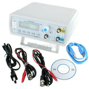 24mhz Dual channel Arbitrary Waveform Dds Function Signal Generator Sweep Counte