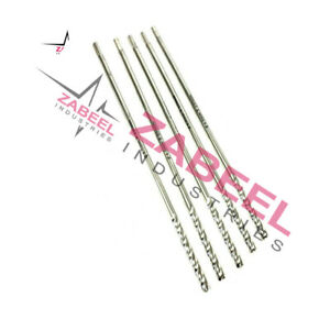 Orthopedic Cannulated Drill Bit Surgical Medical Instruments Lot Of 5 Pcs