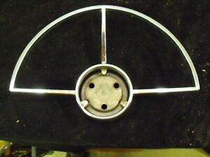 Studebaker Horn Ring 1953 Nice Original Oem 13 Across Straight Spokes
