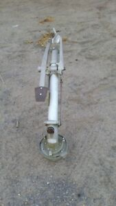 200 Nelson Big Gun 24 Degree Irrigation Sprinkler With Reverser And Ring Nozzle