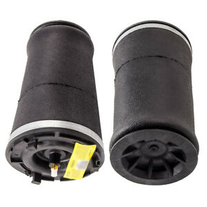 Rear Pair Air Shock Suspension Bags For Gmc Envoy 2002 2009 15125532 15183657