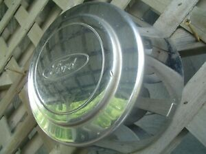 Ford F 250 350 Pickup Truck Hubcap Wheelcover Center Cap Vintage Classic Fomoco
