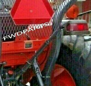 Use For Kubota Tractor L 3300 L 4310 Tail Lamps Tail Lights