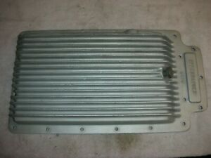 Corvair Oil Pan By Offenhouse Aluminum As Used On Yenko Stingers Very Good