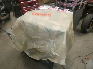 Myford Lathe Dust Cover Protector