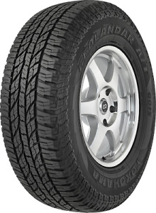 265 50r20 Yokohama Geolander A t Tires Set Of 4